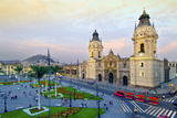 Peru  Lima  Cathedral