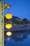 Hoi an at Dusk  Hoi an (Unesco World Heritage Site)  Quang Ham  Vietnam
