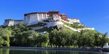 Potala Palace  Lhasa  Tibet  China