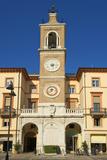 Piazza Tre Martiri  Rimini  Emilia Romagna  Italy