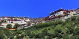 Ganden Monastery  Wangbur Mountain  Lhasa  Tibet  China