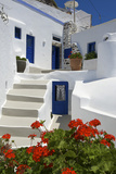 Hotel in Imerovigli  Santorini  Cyclades  Greece