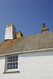 An Old Fisherman's Cottage in St Mawes  Near Falmouth  Cornwall