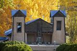 El Santuario De Chimayo  a Famous Church Along the High Road to Taos  New Mexico