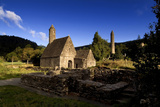 Glendalough in County Wicklow  Ireland