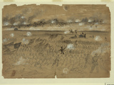 The 1862 Battle of Fredericksburg  Virginia