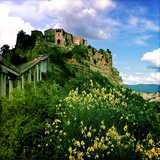 The Abandoned Fortress Town of Bagnoregio