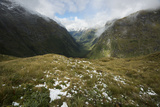 Mackinnon Pass in Fiordland National Park