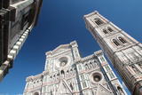 Low Angle View of the Santa Maria Del Fiore Cathedral