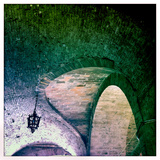 Arched Ceilings over a Walkway in Todi  Umbria  Italy