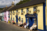 Fitzgeralds Pub in Avoca  County Wicklow  Ireland