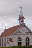 Exterior of Saint Mary's Catholic Church