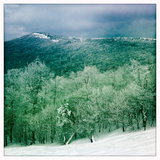 View of Bald Rock Mountain from the Canaan Ski Area