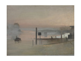 The Quiet River: the Thames at Chiswick