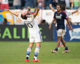 2014 MLS Cup Final: Dec 7  New England Revolution vs LA Galaxy - Jermaine Jones  Landon Donovan