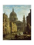 Capriccio: St Paul's and a Venetian Canal
