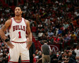 Chicago Bulls v Miami Heat