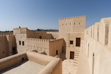 Nizwa Fort  Oman  Middle East