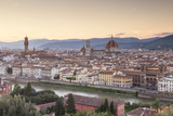 Basilica Di Santa Maria Del Fiore (Duomo) and Skyline of the City of Florencetuscany  Italy  Europe