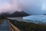 Perito Moreno Glacier at Dawn  Los Glaciares National Parkpatagonia  Argentina  South America