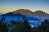 Early Morning Light at the Ijen Volcano  Java  Indonesia  Southeast Asia  Asia