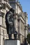 Statue of Sir Winston Churchill