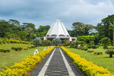 The Bahai House of Worship Samoa  Upolu  Samoa  South Pacific  Pacific