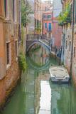 Small Canal  Venice  UNESCO World Heritage Site  Veneto  Italy  Europe