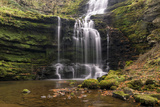 Scaleber Force (Foss Waterfall) Near Settle  North Yorkshire  Yorkshire  England