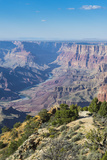 Desert View Point over the Grand Canyonarizona  United States of America  North America