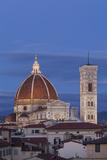 Basilica Di Santa Maria Del Fiore (Duomo)Florence  Tuscany  Italy  Europe