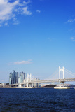 City Skyline and Gwangang Bridge  Busan  South Korea  Asia