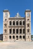 Former Queen's Palace  Antananarivo  Madagascar  Africa