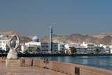 Muttrah Corniche  Muscat  Oman  Middle East