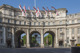 Admiralty Arch  Between the Mall and Trafalgar Square  London  England  United Kingdom  Europe