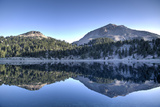 Lake Helen and Mount Lassen