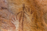Rock Art Endemic to the Kimberley