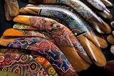 Boomerangs  Victoria Station Market  Victoria  Australia  Pacific