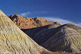Badlands with Yellow