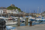 Harbour at Looe  Cornwall  England  United Kingdom  Europe