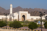 Parliament Building in Al Bustan District  Muscat  Oman  Middle East