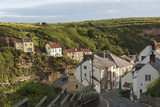 Early Morning Light  Staithes  North Yorkshire National Park  Yorkshire  England