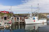The Prime Berth Fishing Heritage Center in Twillingate  Newfoundland  Canada  North America