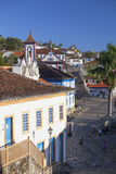 Diamantina  UNESCO World Heritage Site  Minas Gerais  Brazil  South America