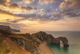 Durdle Door  Lulworth Cove  Jurassic Coastdorset  England