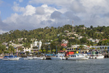 Harbour  Samana  Eastern Peninsula De Samana  Dominican Republic  West Indies  Caribbean