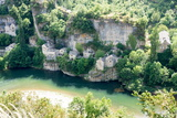 Castle Bouc  Gorges Du Tarn  France  Europe