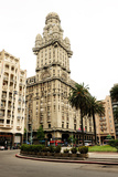 Salvo Palace Building  Art Deco  Montevideo  Uruguay  South America