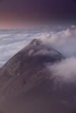 Volcan Fuego  Guatemala  Central America