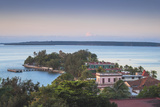 View of Punta Gorda  Cienfuegos  Cienfuegos Province  Cuba  West Indies  Caribbean  Central America